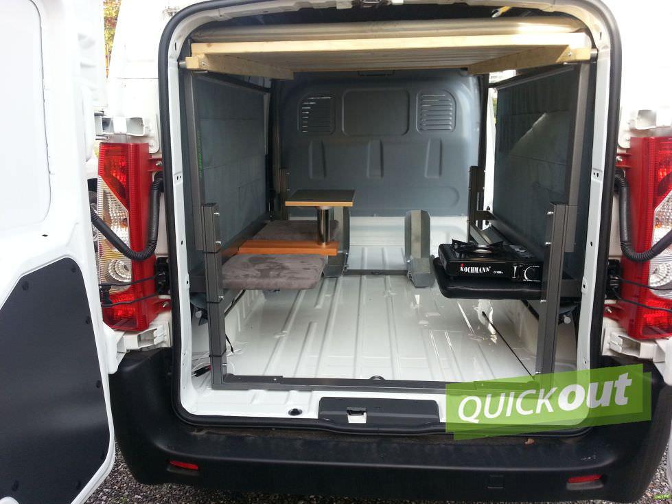 Fiat Scudo Camping Car