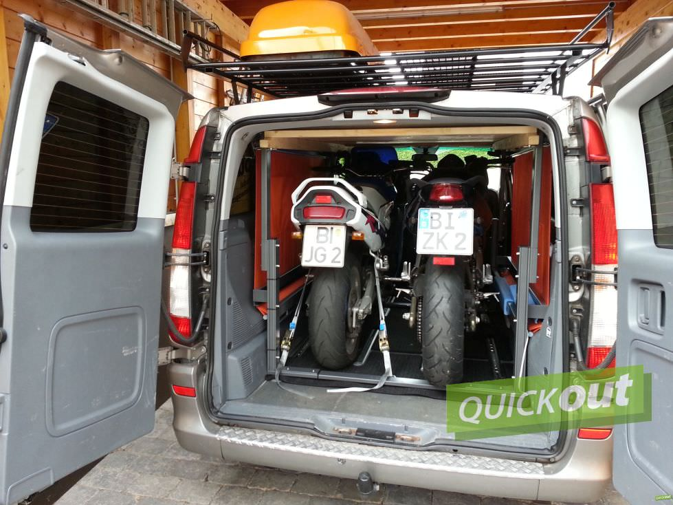 Citroen Jumper - Quickout - Wohnmobilausbau